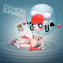 DEMON SUPERIOR - CREEPY LITTLE DOLL Remix EP